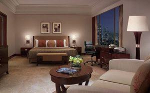 Edsa Shangri-La Manila Garden Wing Premier Suite