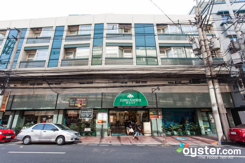 lotus garden hotel metro manila