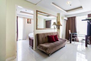 JJM Grand Suites One Bedroom Apartment