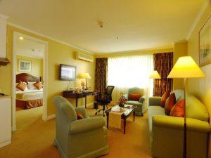 Best Western Oxford Suites Makati One Bedroom Suite