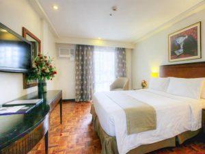 Fersal Hotel Neptune Makati Premium Deluxe Room