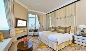 Diamond Hotel Presidential Suite