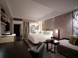 New World Makati Hotel Residence Club Deluxe Room