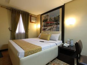 Eurotel Pedro Gil Hotel Standard 1 Room