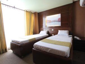 Eurotel Pedro Gil Hotel Standard 2 Room