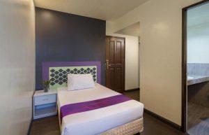 V Hotel Standard Single Room