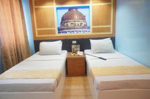 Eurotel Makati Hotel Standard Twin