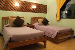 Makati International Inns Standard Twin Bed