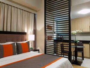 Avant Serviced Suites Studio Queen Bed