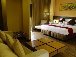 Ramada Manila Central Hotel Suite