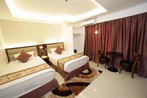 Regency Grand Suites Suite Twin Bed