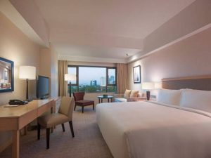 New World Makati Hotel Superior Room