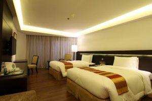 Century Park Hotel Manila Superior Twin Room