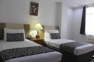 Las Palmas Hotel Superior Twin Room