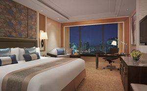 Edsa Shangri-La Manila Tower Wing Deluxe Room