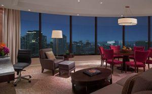 Edsa Shangri-La Manila Tower Wing Deluxe Suite
