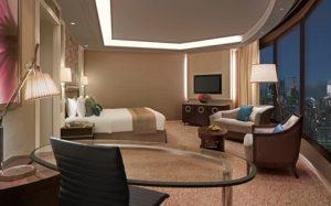 Edsa Shangri-La Manila Tower Wing Horizon Executive Room