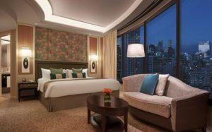 Edsa Shangri-La Manila Tower Wing Premier Room