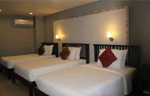 Artina Suites Hotel Triple Premiere Room
