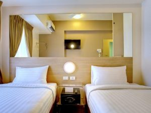 Red Planet Hotels Ortigas Twin Room