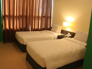 Go Hotels Mandaluyong Twin Room Non Smoking