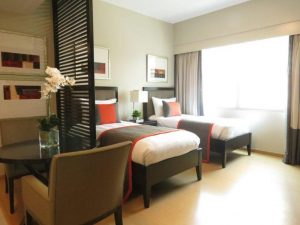 Avant Serviced Suites Twin Studio