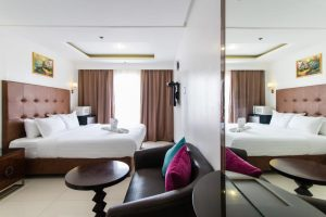 JJM Grand Suites Two Bedroom Apartment