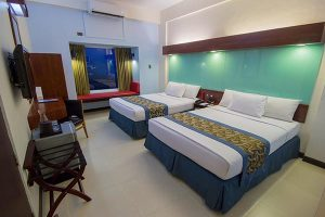 Microtel by Wyndham Mall of Asia 2-Queen-Bed-Room