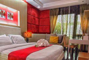 Greenhills Elan Hotel 3 Bedroom Luxury Suite – Penthouse