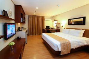 Parque Espana Residence Hotel Business Executive Suite