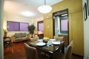 Sunny Bay Suites Corner Suite