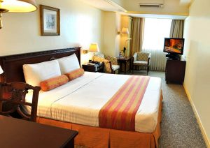 Networld Hotel De luxe Room