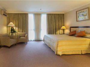 Herald Suites Solana Hotel Deluxe Room