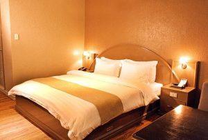 Swagman Hotel Deluxe Room