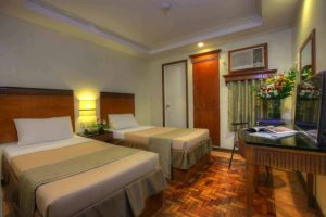 Fersal Hotel Annapolis, Cubao Deluxe Double