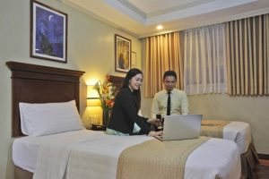 Fersal Hotel P. Tuazon Cubao Deluxe Double