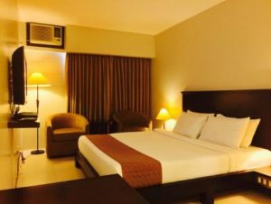 Goldland Millenia Suites Deluxe King