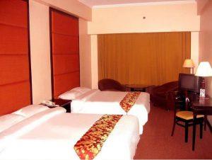 Hotel Rembrandt Quezon City Deluxe Room
