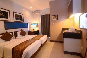 Hotel 878 Libis Deluxe Room