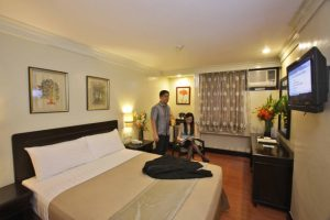 Fersal Hotel Malakas Quezon City Deluxe Single