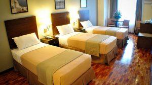 Fersal Hotel Kalayaan, Quezon City Deluxe Triple