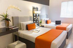 Hostel 1632 Deluxe Twin Room