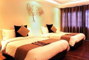 Swagman Hotel Double Deluxe Room