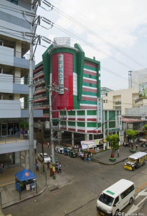 Eurotel North Edsa Hotel