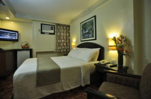 Fersal Hotel Malakas Quezon City Executive Room