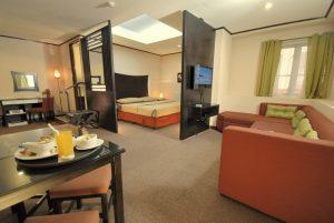 Casa Bocobo Hotel Executive Room