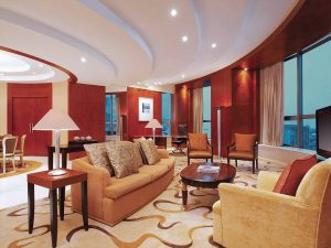 New World Manila Bay Hotel Executive Suite