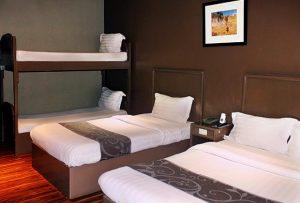 Swagman Hotel Family Suite