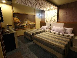 Eurotel North Edsa Hotel Family Suite
