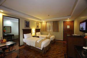 Fersal Hotel P. Tuazon Cubao Family Suite